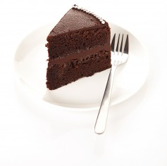 Dark Chocolate Cake 2