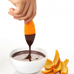 Orange Peel Dipped in Dark Chocolate 2