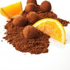 Orange Truffles