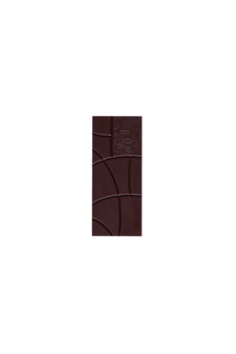 Dark Chocolate Small Bar (Front)